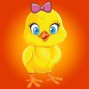 Hay Chicken Farm In Sunny Day - Crossy Field Road Escape (Pro)