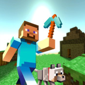 Minecraft 3D Pocket World and Mine Mini Games with Minecraft Skin Exporter (PC Edition) and Minecraft Seeds Pro - Multiplayer Edition