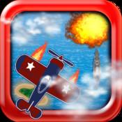 WW2 Carrier Fighter Games - Metal Baron Gunship Game Lite