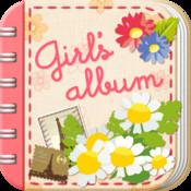 Girl`s Album - A cute album app for girls album