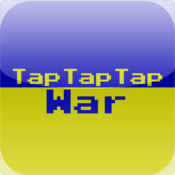 TapTapTapWar - Tap or Touch to Win! Fun Game to Play with Friends. 2 player Game! game cd