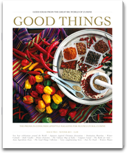 Good Things – Good ideas from the great big world of cuisine