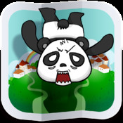 MeWantBamboo - Become the Master Panda Bungee Jumper Free