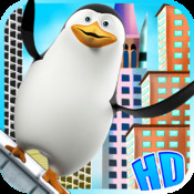 The Penguins in New York HD Pro - The super birds in town for a revenge - No Ads Version