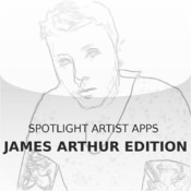 Spotlight Artist App - James Arthur Edition