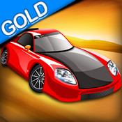 Exotic Cars Desert Race Gold- Platinum Edition