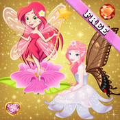Fairy Princess for Toddlers and Little Girls : discover the Fairy World ! FREE app fairy