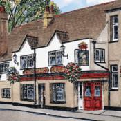 Kings Head, Pub, Kings Langley gipsy kings