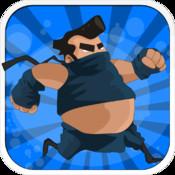 Ninja Sumo Fun Run & Jump Free fun run