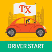 Texas Driver Start - practice for the Texas DMV knowledge test and Driver License Exam practice