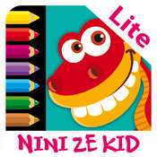 Color Jurassic Lite - Coloring Exercises for Kids