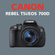 EasyApp Guide for Canon Rebel T4i EOS 650D