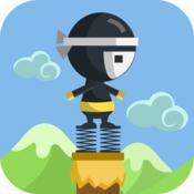 Spring Hero : The advantures of Ninja