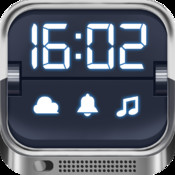 Live Clock - Alarm Clock with Weather Forecast & Background Music