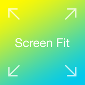 Screen Fit - Custom Your Picture for Big Screen Background and Wallpaper for iOS 8 virtual screen