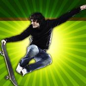 A Valley Skater True Grind Stunt Tricks Skateboarding – Xtreme Fingerboard Deck Jump Free fingerboard