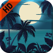 Unwind HD free: Relaxing ambiance sound, white noise machine & Calming views