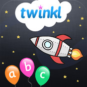 Twinkl Spell & Pop (British Phonics - High Frequency Word Spelling Game)