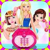 Princess Toy Phone princess