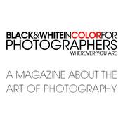 BLACK WHITE IN COLOR