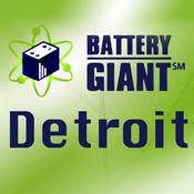 Battery Giant Detroit