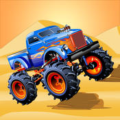 Offroad 4*4 Monster Truck Madness - Total Realistic Destruction (Pro)