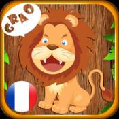 Animal Enfant en Français - Kid learns animal sound and name in French