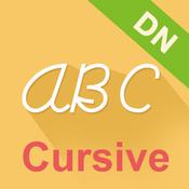 Cursive Writing DN Style