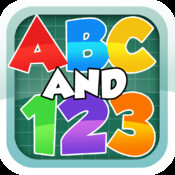 Pre School Learning - ABC and 123