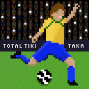 Total Tiki - Taka: One touch soccer super football clash
