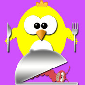 Feed Me Right (kids) - A fun game for kids