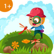Find All Premium -Fun early kindergarten toddler learning game to fine motor skills.