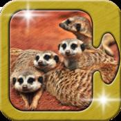 Jigsaw Puzzle Zoo Animals FREE