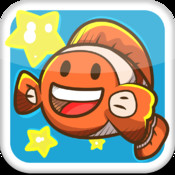 Doodle Fish Swim Adventure! – Splashing and Swimming for Stars Under the Sea