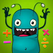 Mathlingz – Full version – Fun Educational Math App for Kids: Addition, Subtraction, Multiplication, Division, Decimal Numbers, Geometry, 3D Shapes, Roman Numerals, Numbers in Everyday Life