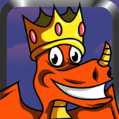 A Tiny Dragon Legend - Top Free Mighty Monster Race Shooter Game for iPad, iPhone and iPod Touch