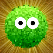 Boing Boing MOSS BALL - Flappy Eyed Moss`s Adventure! moss