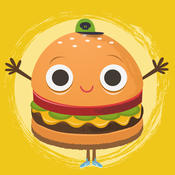 Burger Tower: Build the funniest and tallest burger ever sky burger