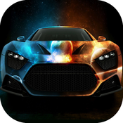 Car HD Wallpapers - For iPhone 6 And iPhone 6 Plus racing road speed