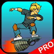 A Super Team Skateboard Stunt Racing PRO