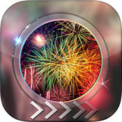 BlurLock - Fireworks : Blur Lock Screen Photo Maker Wallpapers Pro walker photo gallery
