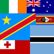 Flag It - A free educational quiz to match flags with their countries. app purchases
