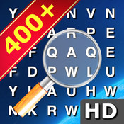 Word Search Unlimited HD Free: 400+ Categories