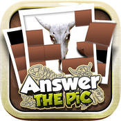 Answers The Pics : Animal Skeletons Trivia Pictures Puzzles