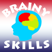 Brainy Skills States and Capitals improve