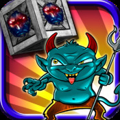 A Scary Spooky Monster Box Move Stack `Em Up Game