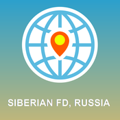 Siberian FD, Russia Map - Offline Map, POI, GPS, Directions