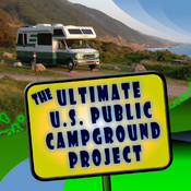 The Ultimate US Public Campground Project