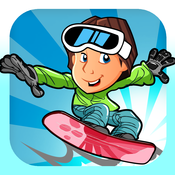 A Frozen Prince Snowboard Castle Kingdom - Rush Style Adventure Game Pro
