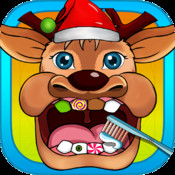 Reindeer Dentist - Fun Christmas Game